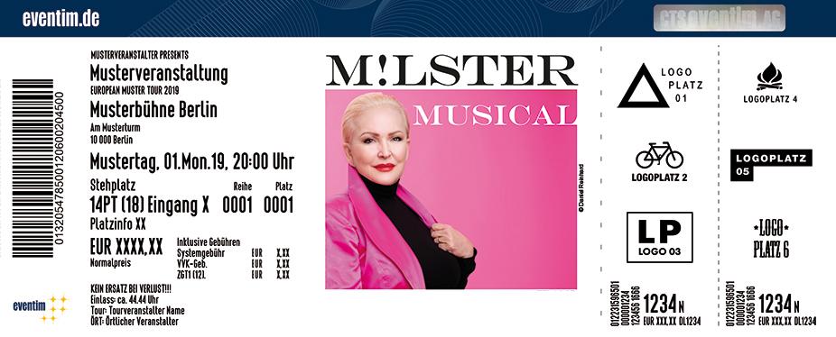 Angelika Milster Singt Musical Live In Concert