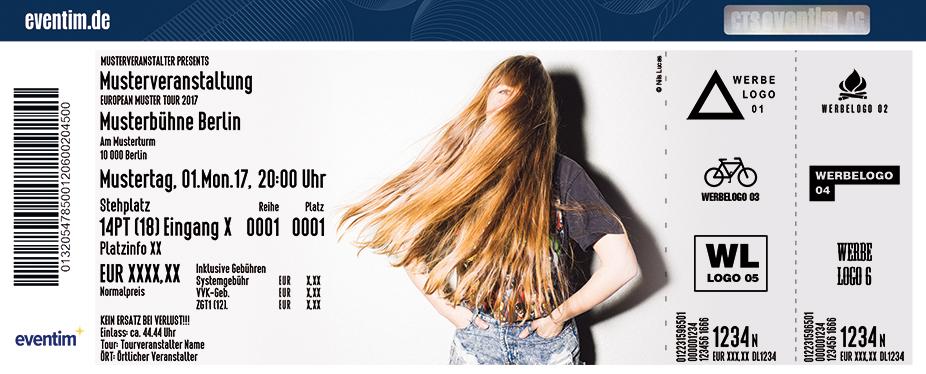 Antje Schomaker Karten für ihre Events 2018