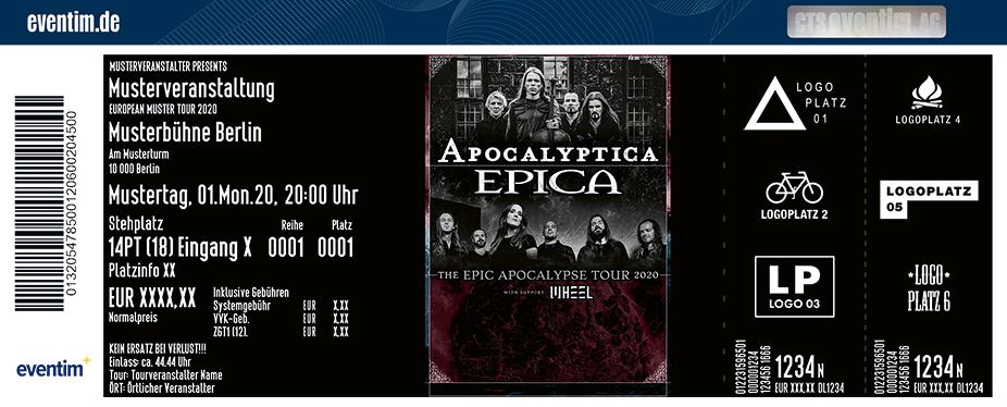Tickets Für Violetta Konzert