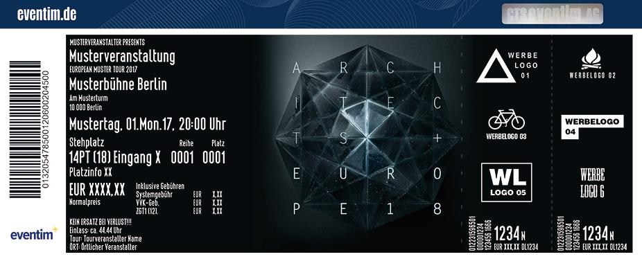 Karten für Architects in Wien