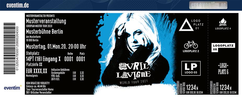 Avril Lavigne - World Tour 2021