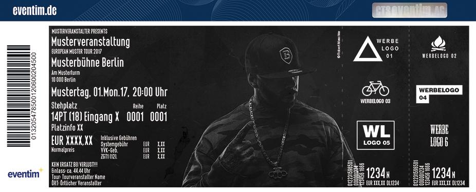 Karten für Azad: NXTLVL Tour 2017 in Stuttgart