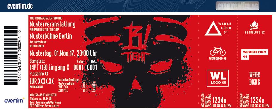 Karten für B-Tight - Tour Royal 2018 in Klagenfurt