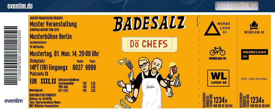 Karten für Badesalz: Dö Chefs! in Mannheim