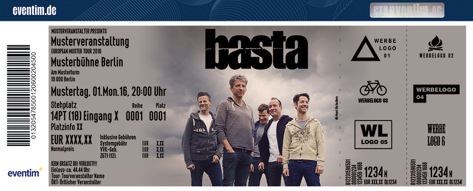 Karten für basta: Freizeichen in Leverkusen