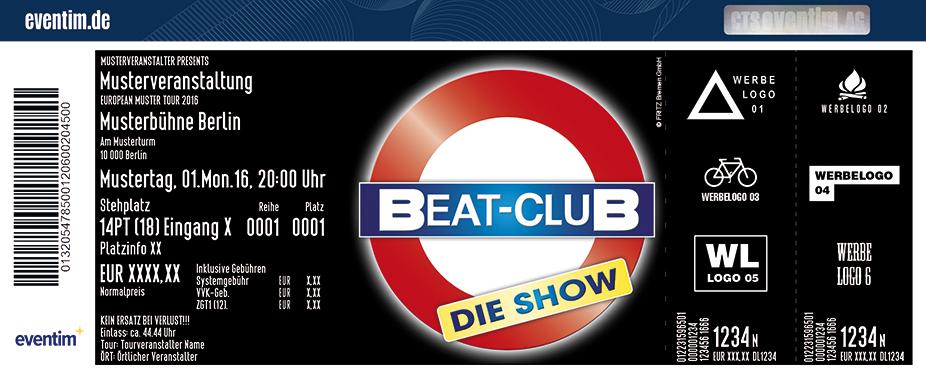 Karten für Beat-Club - Die Show in Bremen in Bremen