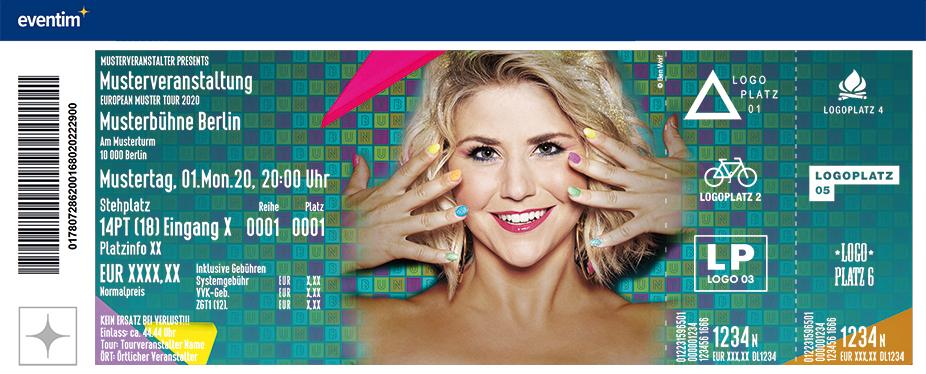 Tickets für Beatrice Egli in BOCHUM am 25.09.2021 19:00 ...