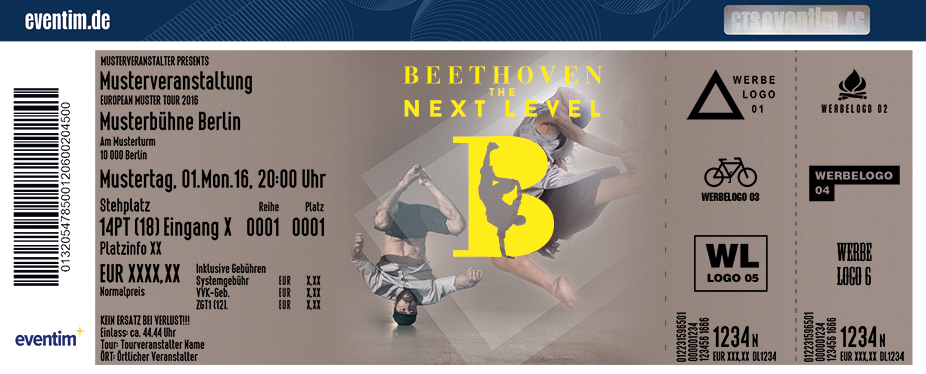 Karten für Beethoven! The Next Level in Wien