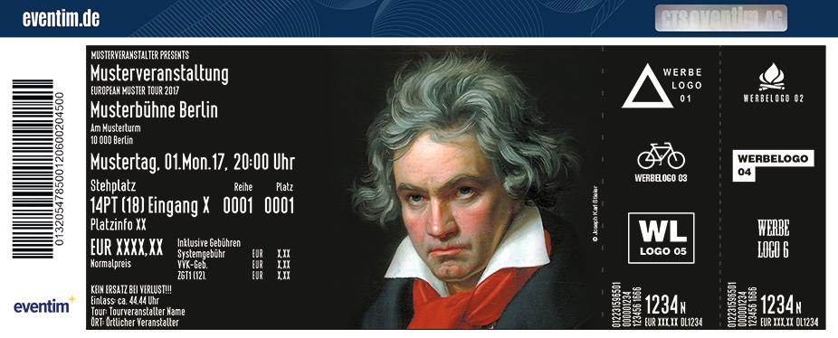 Münchner Symphoniker Karten für ihre Events 2017