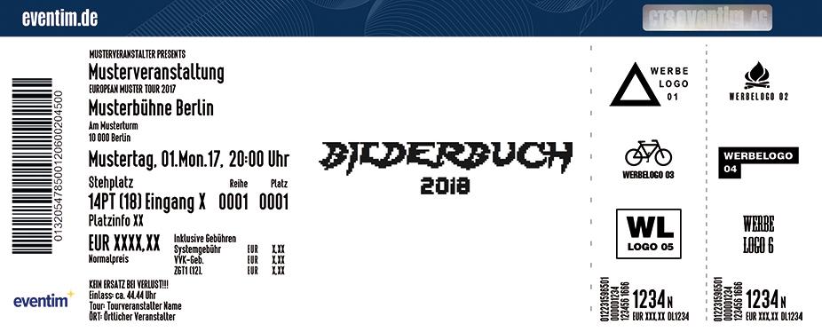 Karten für Bilderbuch - Live 2018 in Hannover