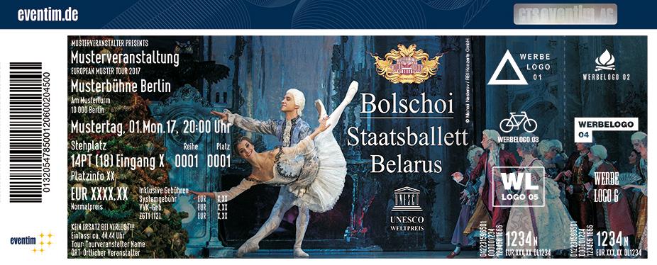 Karten für Der Nussknacker - Bolschoi Staatsballett Belarus in Mannheim