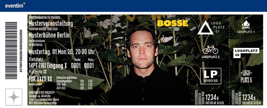 Bosse - Live 2021