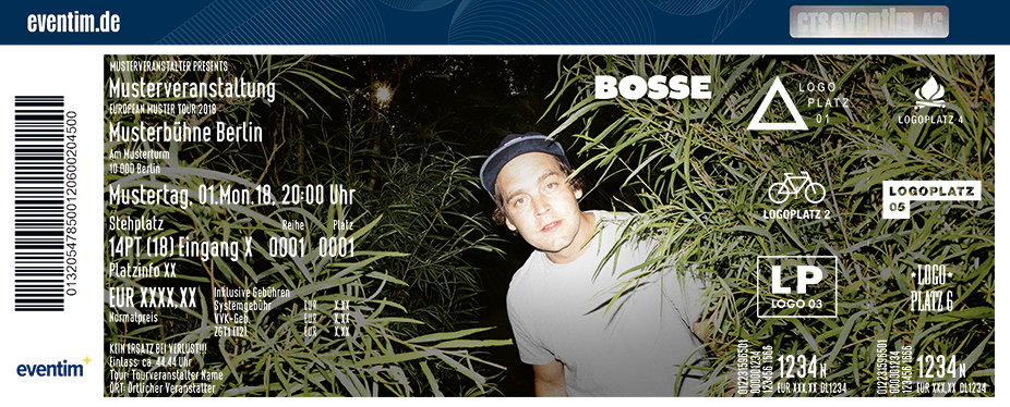 Bosse - Alles ist jetzt