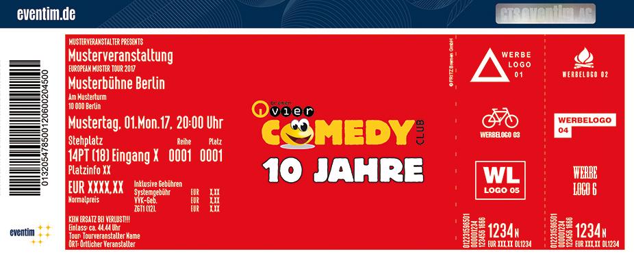 Bremen Vier Comedy Club On Tour Karten für ihre Events 2017