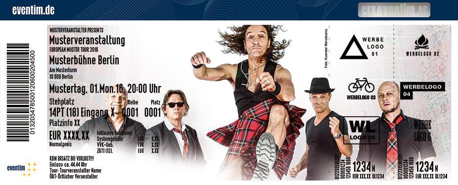 Karten für Brings - Live 2018 in Bergisch Gladbach - Schildgen