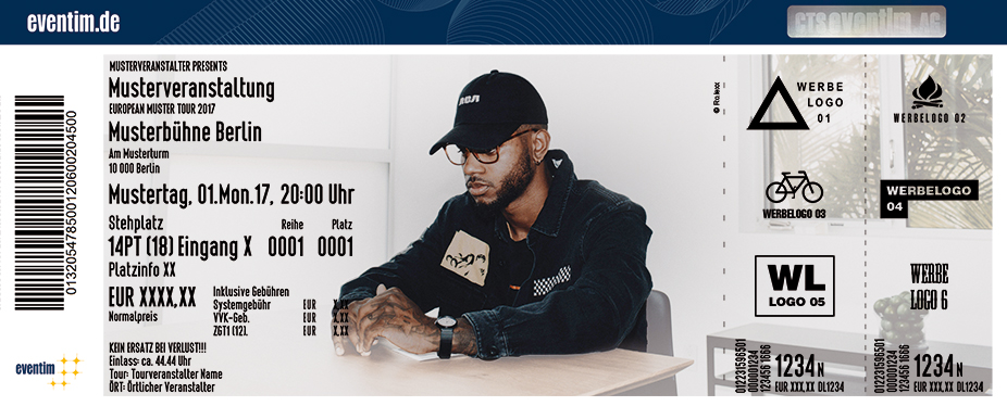 Karten für Bryson Tiller: Set It Off Tour in Stuttgart