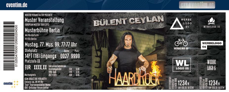 Tickets Bülent Ceylan