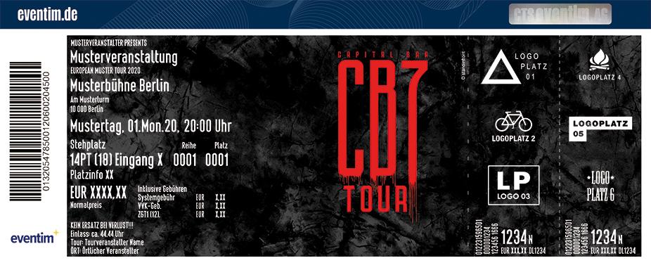 Capital Bra: CB7 Arena Tour
