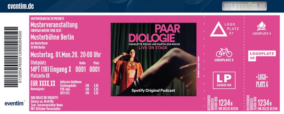 Charlotte Roche - Paardiologie Tour 2020