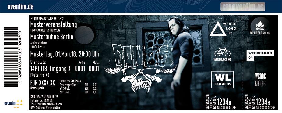 Danzig Karten für ihre Events 2018
