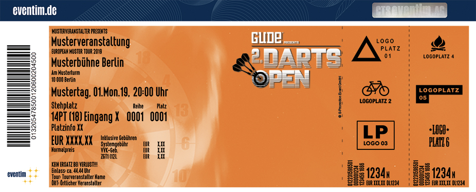 Darts Open Frankfurt 2021