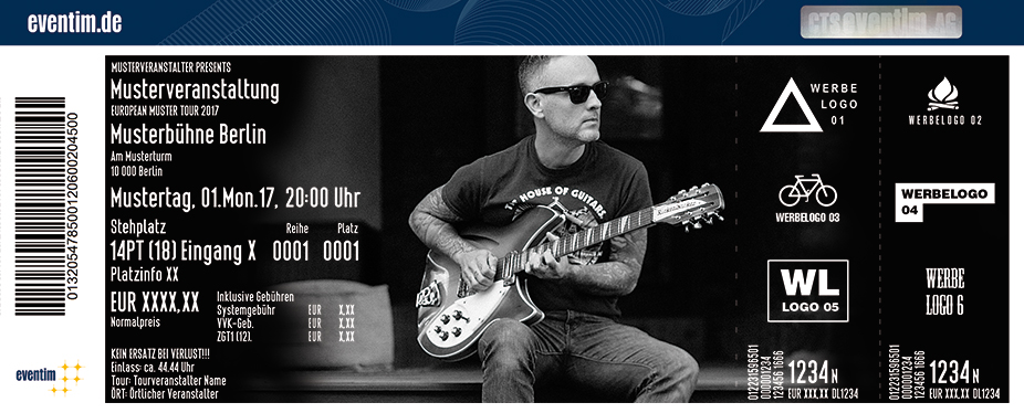 Karten für Dave Hause And The Mermaid in Leipzig