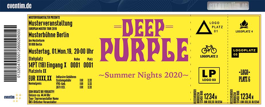 deep purple lörrach