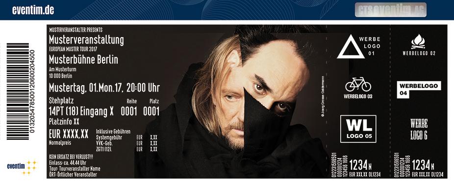 Karten für Deine Lakaien: XXX. - The 30 Years Retrospective in Köln