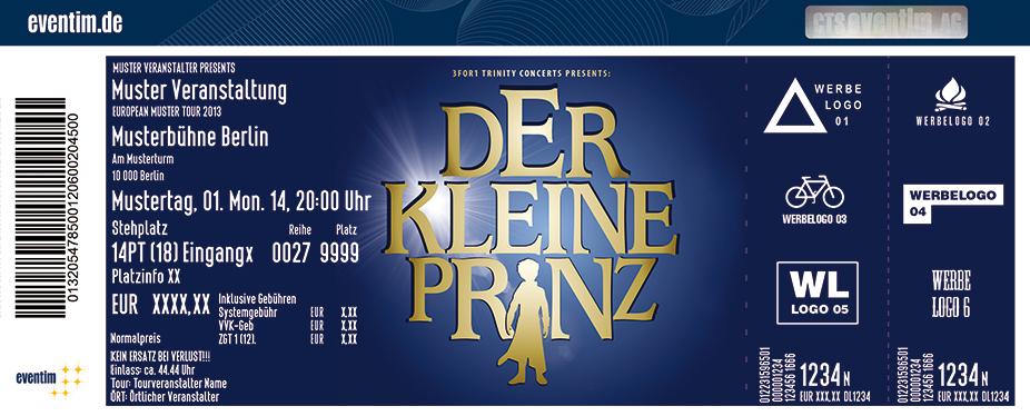 Karten für Der kleine Prinz - Das Musical von Deborah Sasson und Jochen Sautter in Lübeck