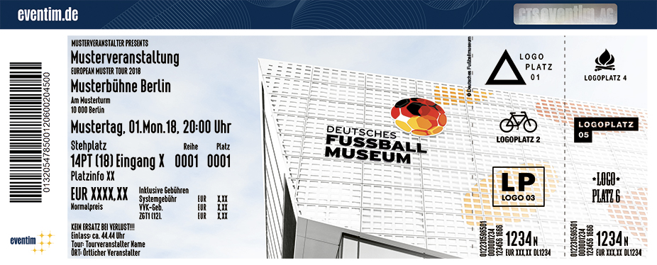 Deutsches Fussballmuseum Dortmund 31 12 2019 10 00 Tickets