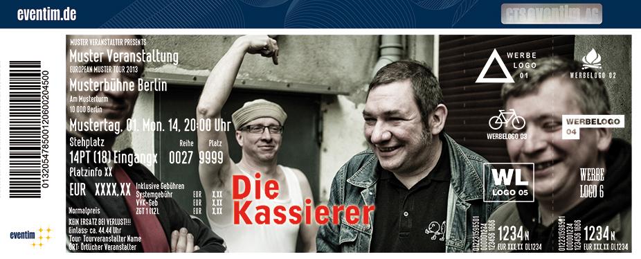 Karten für Die Kassierer in Dresden