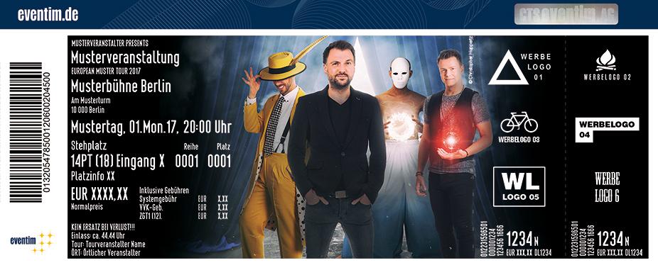 Karten für Die Magier: 2.0 - die neue Show in Dortmund