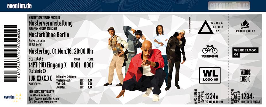 Karten für Die Teddy Show: Ds passiert alles in dein Birne! in München