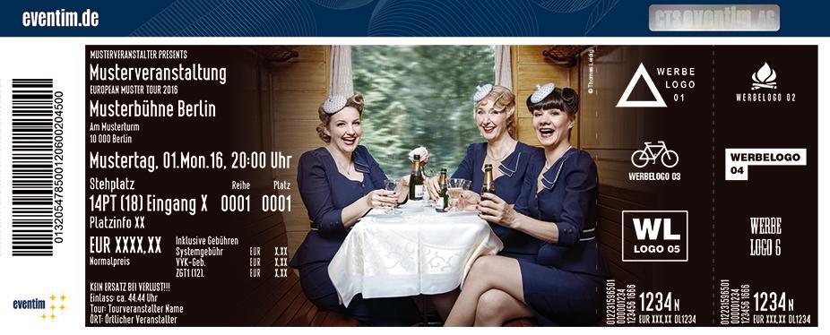 Karten für Die Zimtschnecken &  Big Band in Hamburg