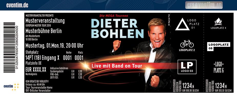 Dieter Bohlen - Die Mega Tournee