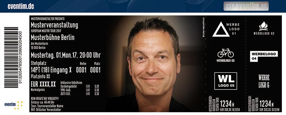 Karten für Dieter Nuhr: Nuhr hier, nur heute in Wesel
