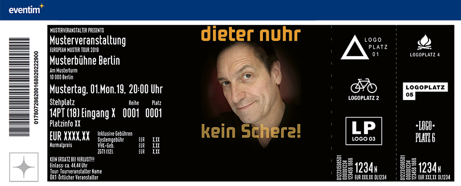 Dieter Nuhr - Kein Scherz!