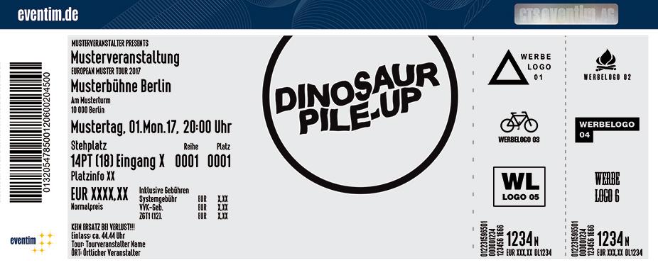 Karten für Dinosaur Pile-Up in Köln