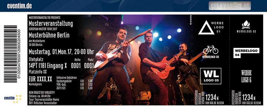 Karten für Dire Strats - A Tribute To Dire Straits in Leverkusen