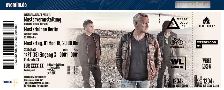 Karten für Dirk Michaelis Trio in Meerane