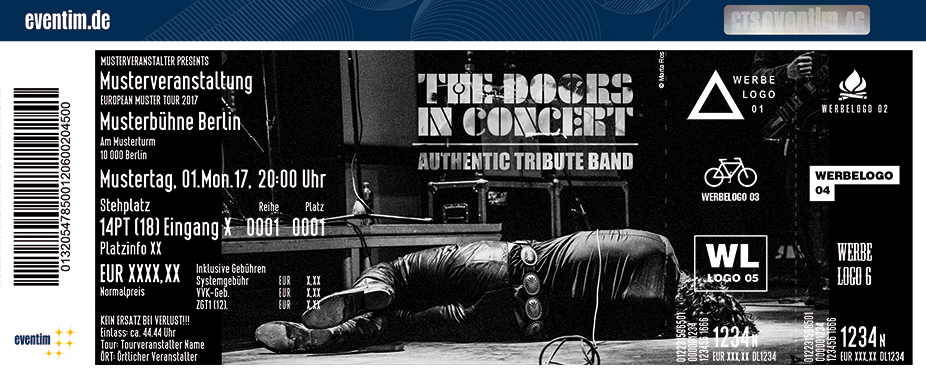 The Doors In Concert Karten für ihre Events 2018