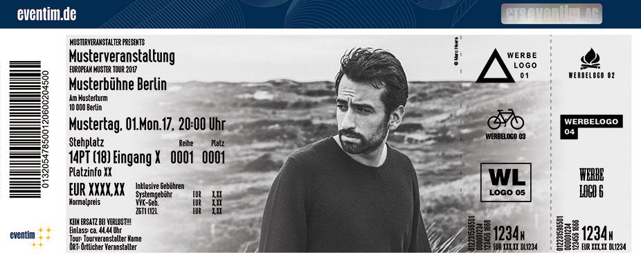 Karten für Dotan in Wien