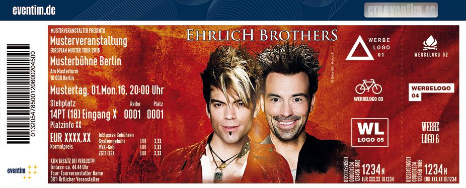 Ehrlich Brothers - Die Magie Show