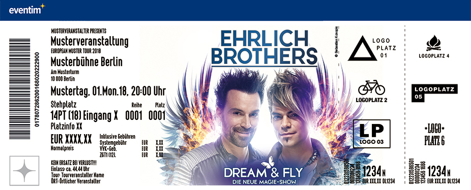 Premium Upgrade - Ehrlich Brothers - Dream & Fly