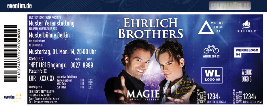 Ehrlich Brothers Karten