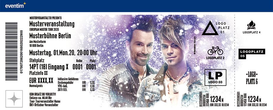 Ehrlich Brothers - Let it Snow - Die magische Weihnachtsshow