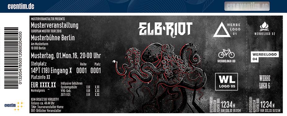 Elbriot Festival Karten für ihre Events 2017