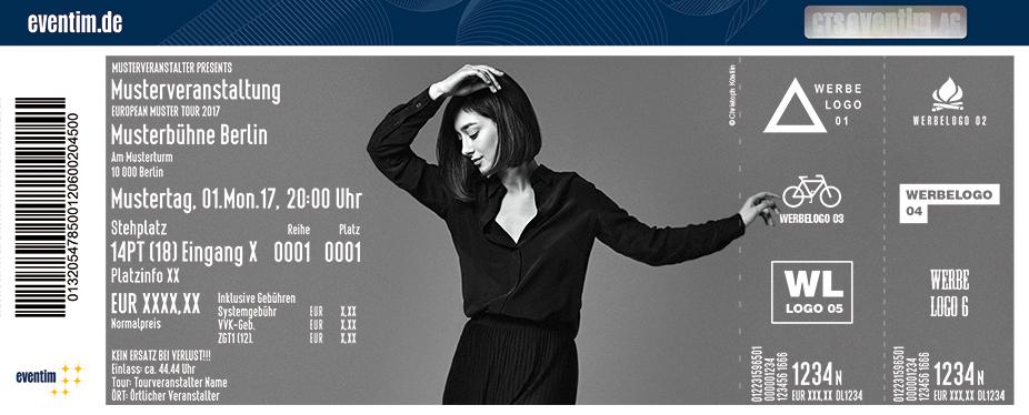 Karten für Elif: Doppelleben Tour in Hamburg