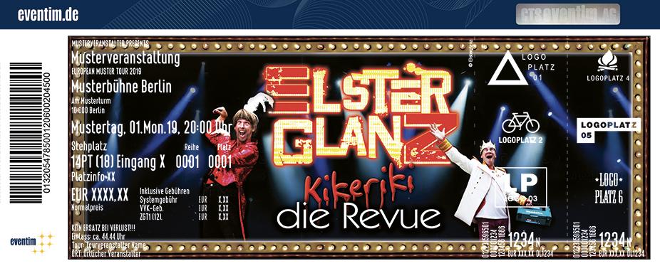Elsterglanz - Kikeriki - Die Revue