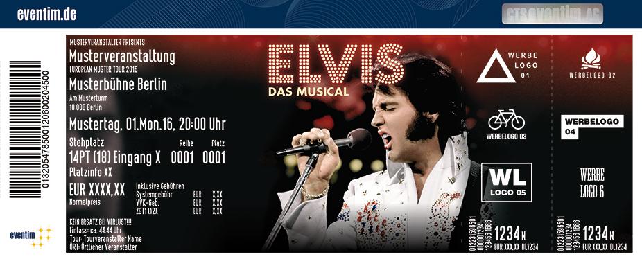Elvis – Das Musical Karten für ihre Events 2017